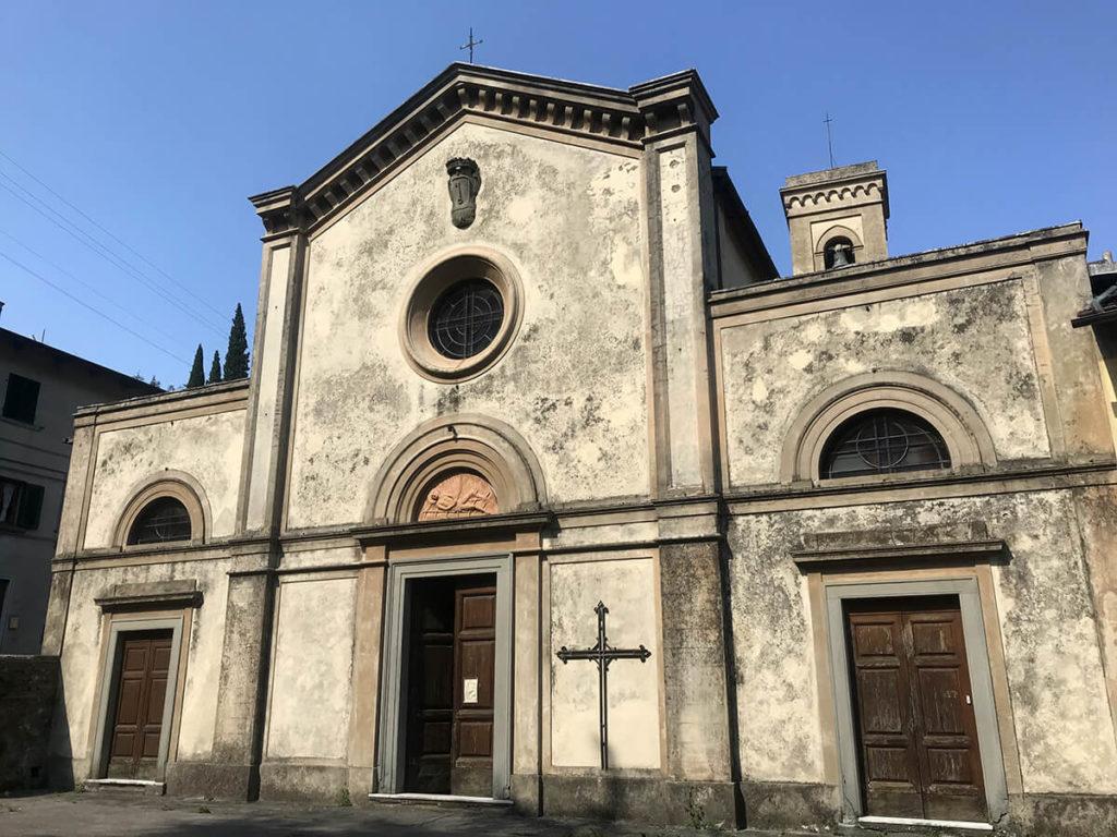 Chiesa di San Lorenzo ad Usella