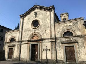 Chiesa di San Lorenzo Usella