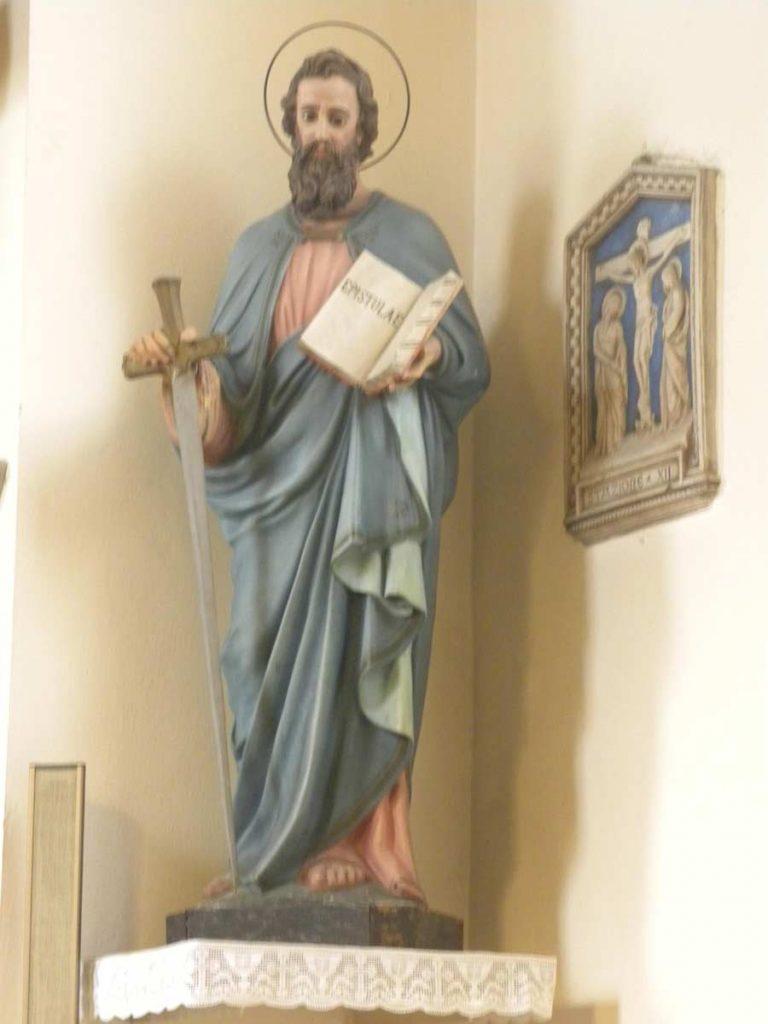 san paolo statua