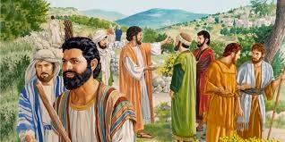 Vangelo di Marco 9,33